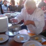 Introduzione del cuoco stellato Herbert Hintner