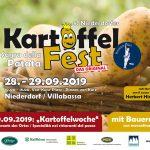 Broschüre zum 8. Kartoffelfest