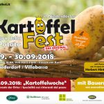 Broschüre zum 7. Kartoffelfest