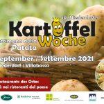 Broschüre zur 10. Kartoffelwoche
